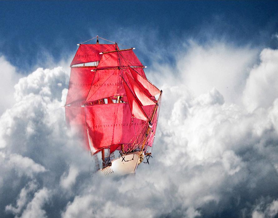 полет мечты (Виктор Игумнов) - ИЕРОГЛИФ: hiero.ru/2212546