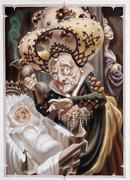 Картинки по запросу злая фея арт