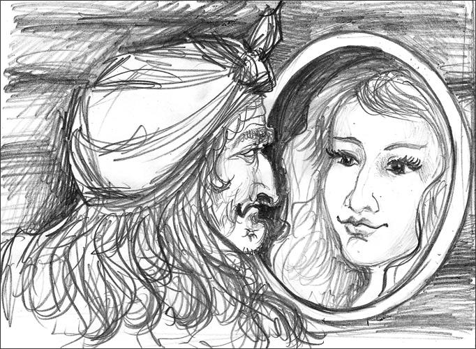 Красивые рисунки карандашом 22 фото