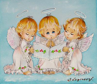 "Схема вышивки  ""Ангелы поют бирюза "": комментарии."