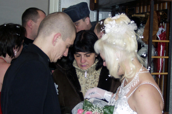 Свадьбы на тюрьме 50
